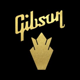 Gibson Crown Pack Self Adhesive Decal