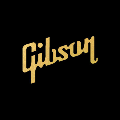 gibson logo small water slide decal guitar headstock